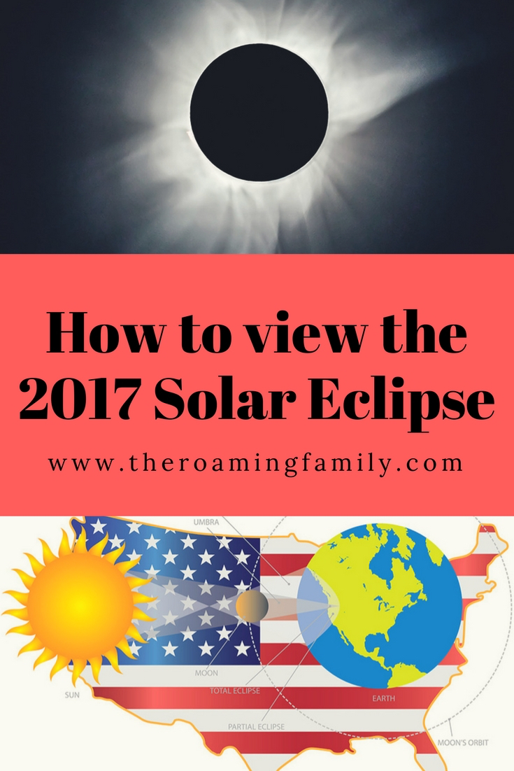 If you want to view the 2017 solar eclipse, it just takes a little planning! Read on for some helpful hints!