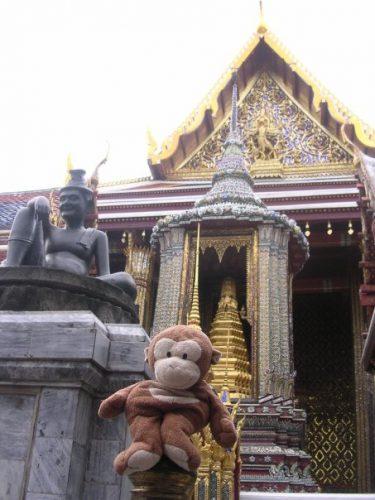 The Grand Palace of Bangkok, Thailand