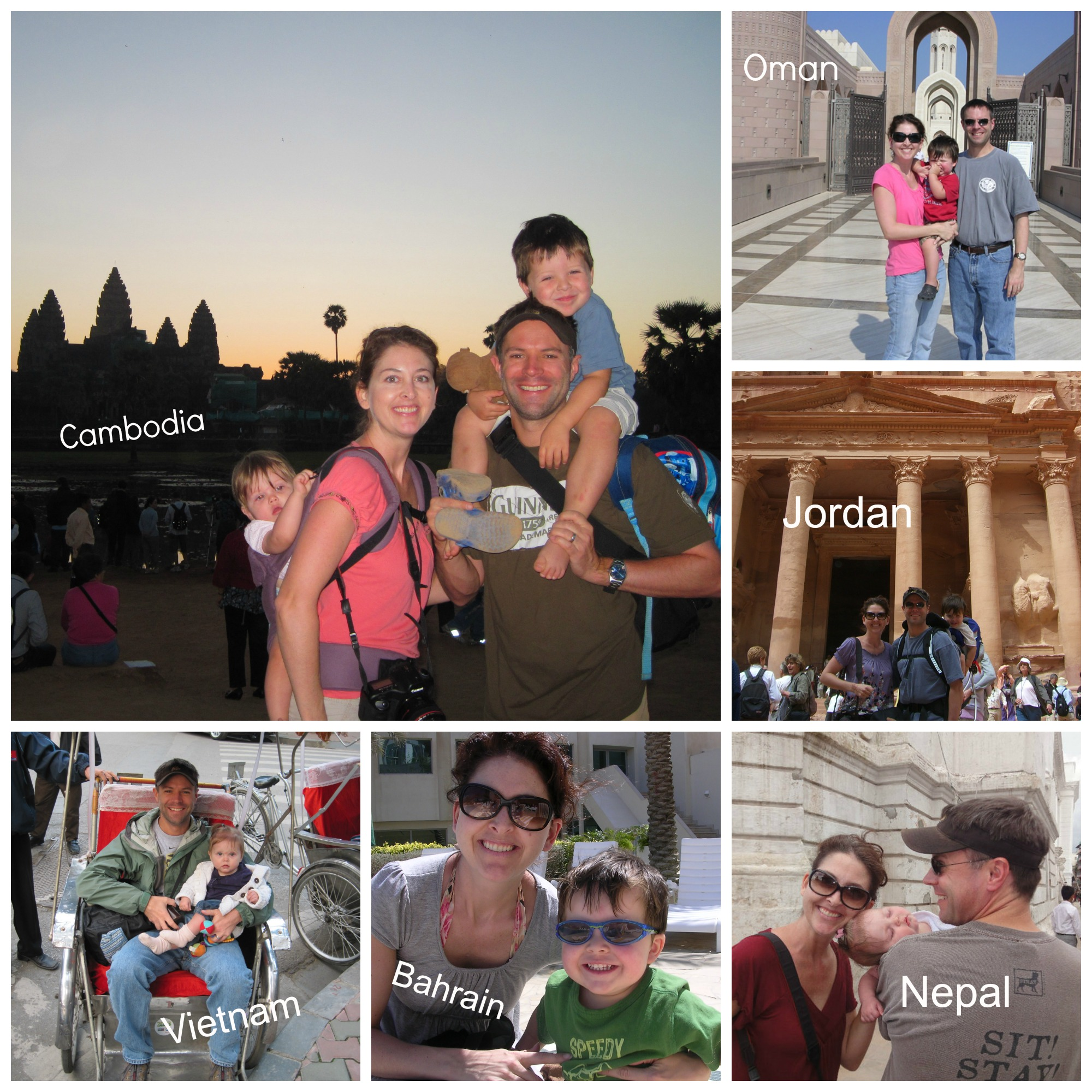 Start Here — Traveling with Kids