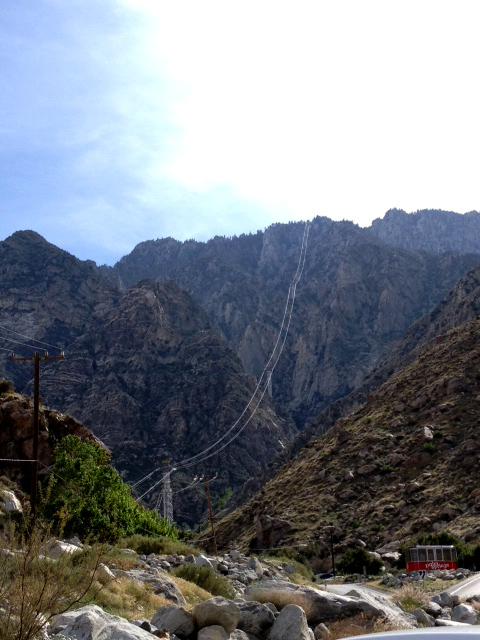 Palm Springs with family – The Palm Springs Aerial Tramway