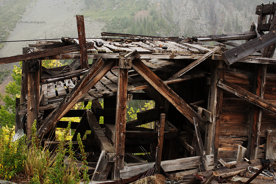 Family friendly ghost towns in Colorado