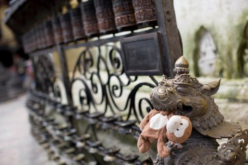 kathmandu's-monkey-temple