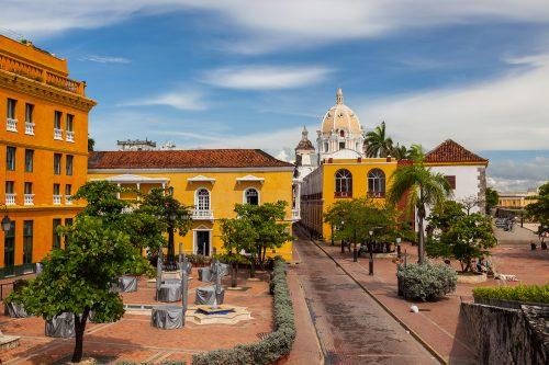 Family Vacation In Cartagena