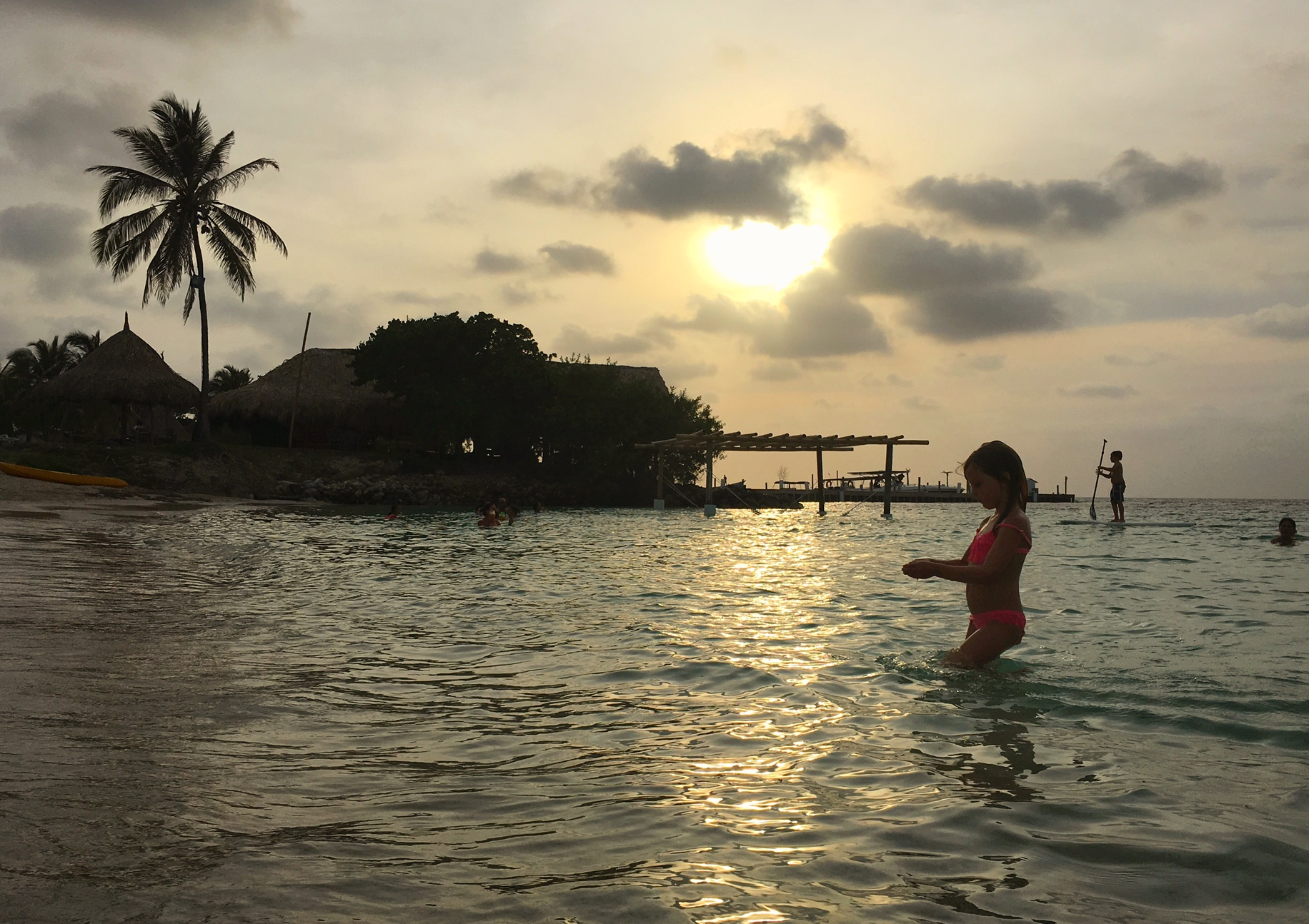 Isla Mucara Punta Faro Resort