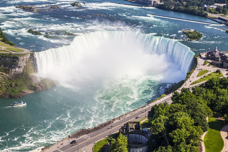 Awash With Wonder: The Most Amazing Waterfalls In The World
