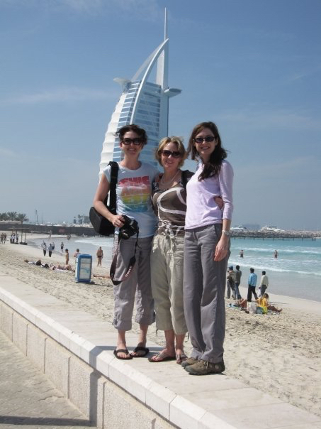 girl's-trip-to-Dubai