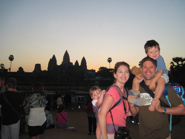 Five reasons to bring your kids to Seim Reap