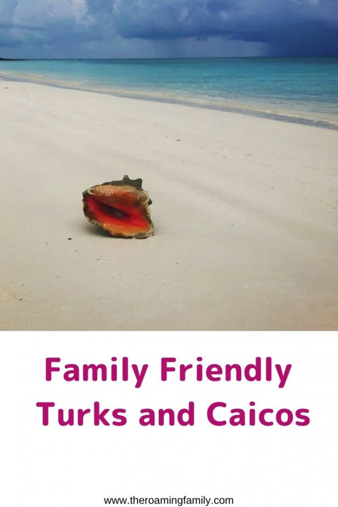 Turks and Caicos is one of the most family friendly Caribbean vacations around! Beautiful calm water, white sand beaches and plenty to do make this one of our favorites!